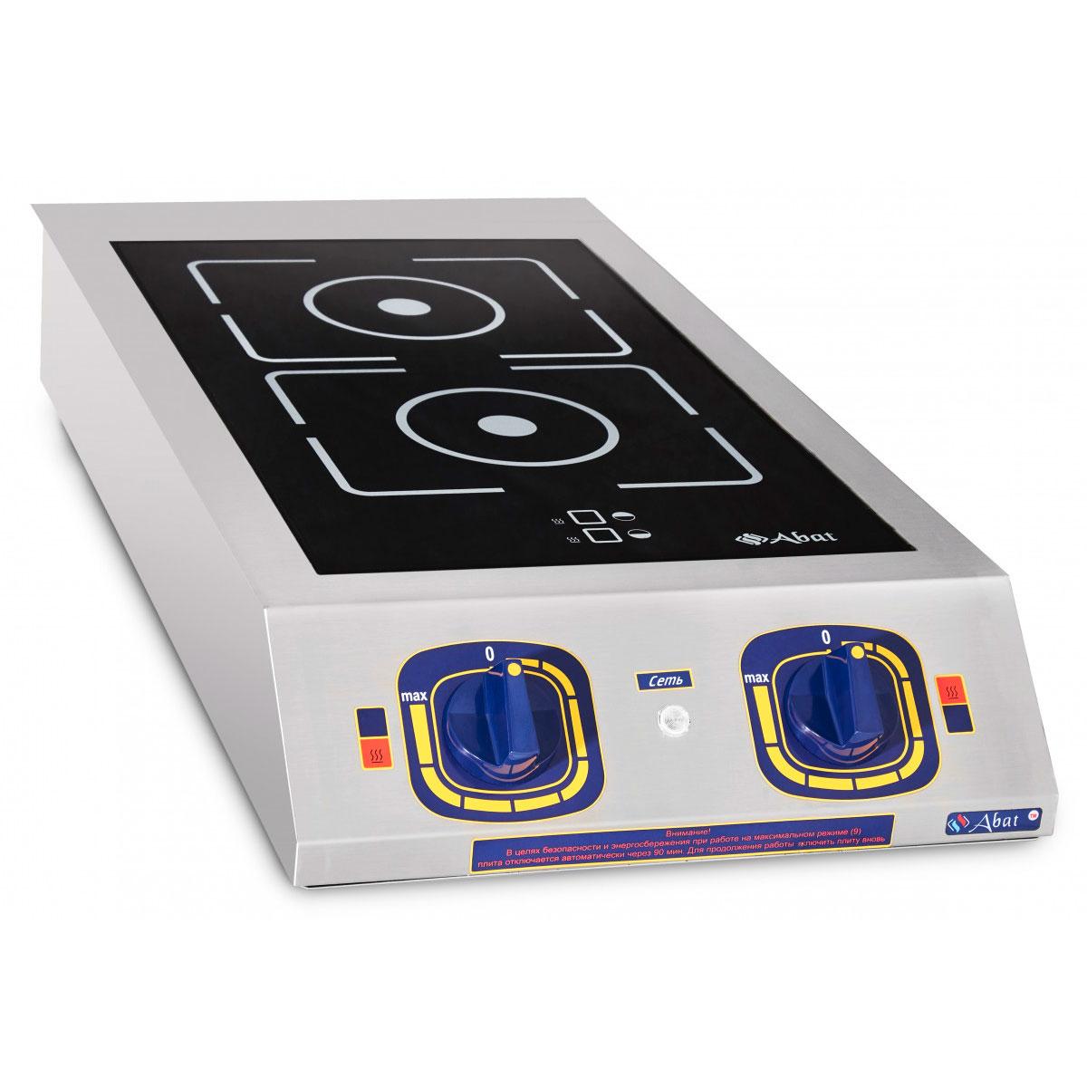 Новинка: компактное решение - настольная индукционная плита КИП-2Н торговой марки «Abat»