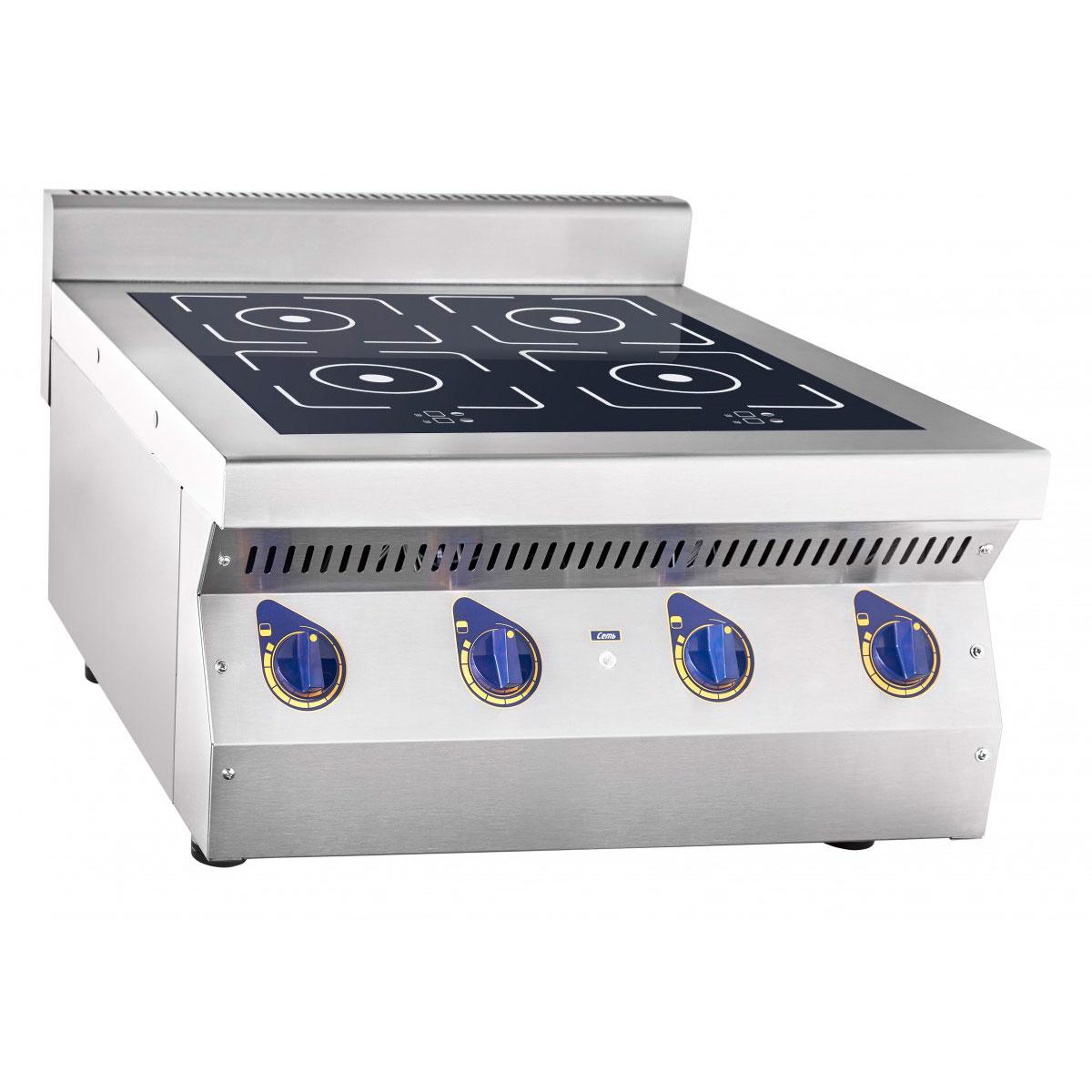 Настольные индукционные плиты КИП-27Н и КИП-47Н 700 серии торговой марки «Abat»