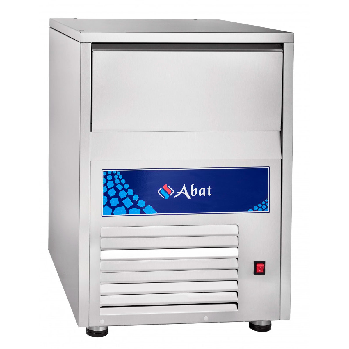 Новинка: льдогенератор кубикового льда ЛГ-37/15К-01 торговой марки «Abat»