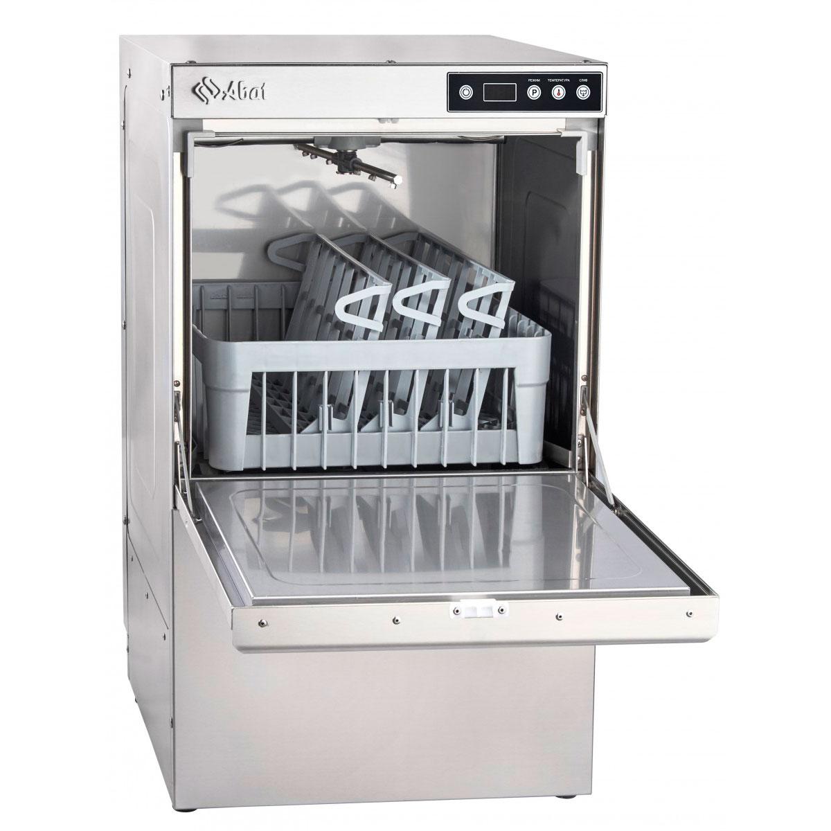 Премьера: стаканомоечная машина МПК-400Ф торговой марки «Abat»!