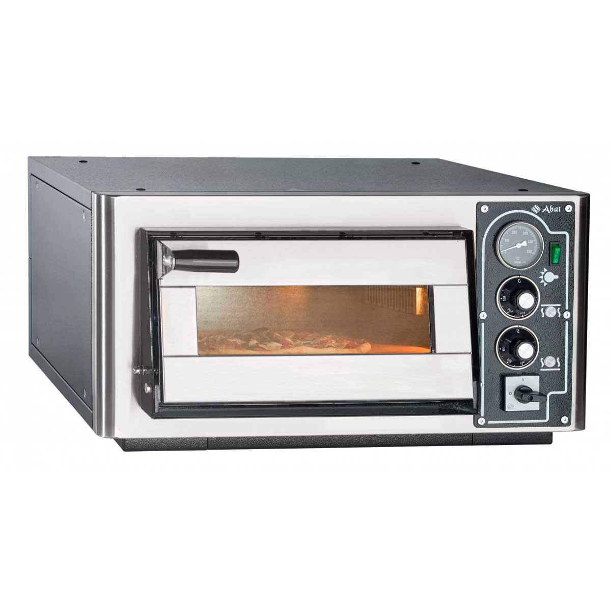 Новинка: подовая печь для пиццы ПЭП-1 торговой марки «Abat»