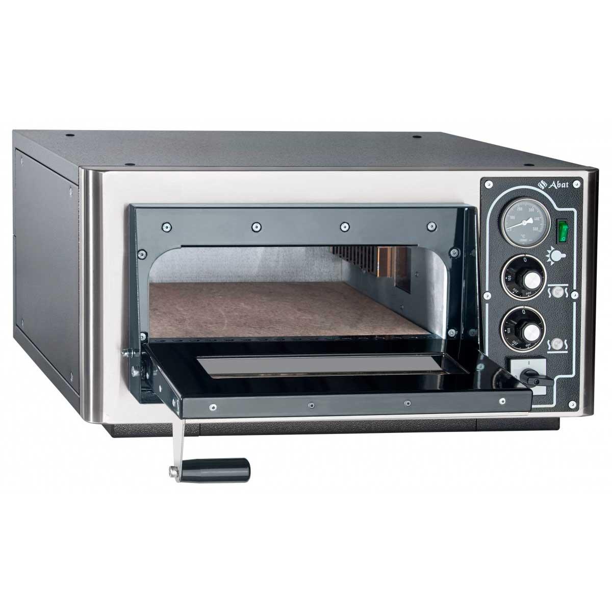 Изменение конструкции печи электрических для пиццы ПЭП торговой марки «Abat»